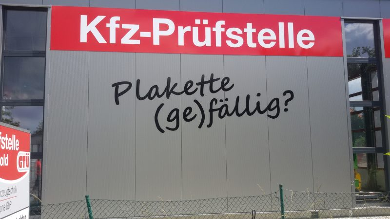 Kfz-Prüfstelle Versmold