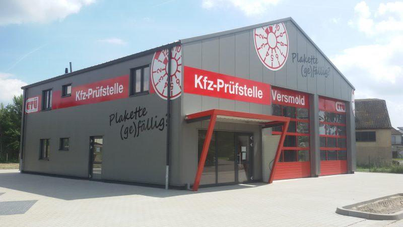 Kfz-Prüfstelle-Versmold