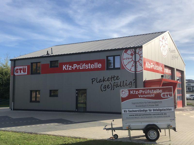 GTÜ Kfz-Prüfstelle Versmold